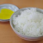麺屋 彩未 - ライス小