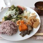 めぐみベジカフェ - ワンプレートランチ