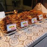 鳥新 本社小売部 - 料理写真:店頭