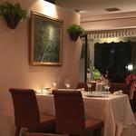 Restaurant Moliere - 店内