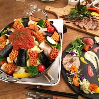 季節限定のビストロからのお鍋の提案