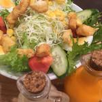 仙華園 - 野菜サラダ