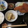 四季の味 丹 - 料理写真:魚フライ定食