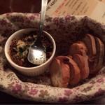 ザ ホーシーズ マウス - ムール貝の香草パン粉焼き