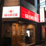 GO CHEESE -