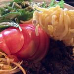 74695569 - 麺はもっちりとした太麺
