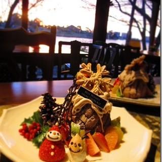 クリスマスディナーのご予約はお早めに!各日あと数組!