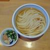 与喜饂飩 - 料理写真:ひやかけうどん