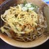 えきめんや - 料理写真:かき揚げ蕎麦