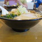 北海道らーめん 壱龍 - 辛味噌(味玉入り)