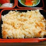 濱登久 - 炊き込みご飯