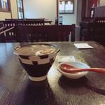 一麦七菜 - ミニカレー丼