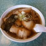 古田食堂 - 料理写真:肉そば