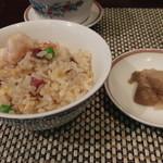 ホテルオークラ 中国料理「桃花林」 - 五目炒飯 間違いない!