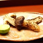 木山 - 料理写真:☆丹波産 松茸