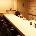 木山 - ☆カウンター席