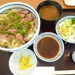 7470378 - ステーキ丼(1575円)