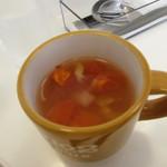 和欧食堂 AGITO   - スープ