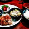 三浦頂食堂 - 料理写真:ランチ700円だか750円だか