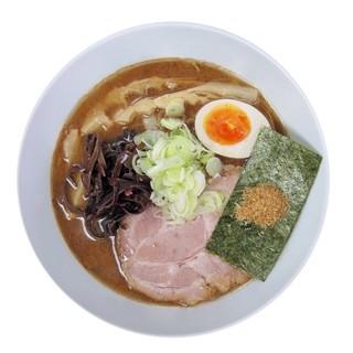 麺や ハレル家 - 料理写真:豚骨魚介醤油