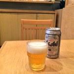 74704771 - 缶ビール 350円( '17.10)