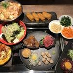 恵比寿焼肉寿司 別邸 - 3,500円コース