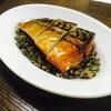 vivo daily stand - 料理写真:サバの燻製とレンズ豆のサラダ