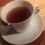 バカリ ダ ポルタ ポルテーゼ - Aランチ 紅茶
