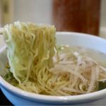 香苑 - 麺リフト