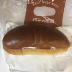 パンの田島 - 栗とつぶあんホイップ