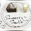 ★スイーツスマイルオリジナルケーキ『濃厚ガトーショコラ』