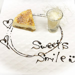 Sweets Smile - スイーツスマイルオリジナルケーキ『濃厚チーズケーキ』