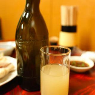 """評判の『焼肉ホルモン』は、脇を固める""""米と酒選び""""から"""