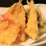 喜多扇 - 天ぷら