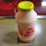 焼肉オックス - ランチの乳酸菌飲料