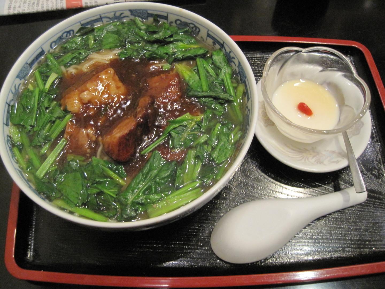 中国料理 本店栄龍