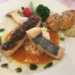 ビストロ ジュン - メインのお魚