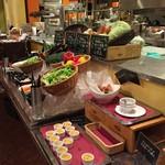 タント タント オステリア - ランチ惣菜・サラダ・デザートバー