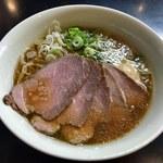 牛骨らぁ麺マタドール - 贅沢焼牛らぁ麺