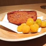 ファンクラブ - 海老芋と銀杏