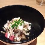 ファンクラブ - 舞茸と揚げ出し豆腐