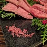 焼肉・韓国料理 KollaBo - 岩塩