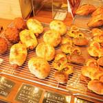 ブランジェカイチ - 親しみやすい味のパンが多いと言われます