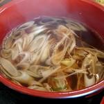 温井製麺 - 肉汁うどん