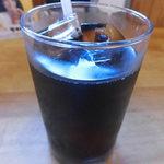 タマンのカレー屋さん - ドリンク写真:アイスコーヒー