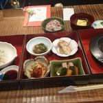 釜の座 - 料理写真: