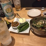 九州料理 居酒屋かてて -