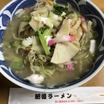 肥後ラーメン - 料理写真:ちゃんぽん