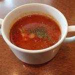 リアン サンドウィッチ カフェ - スープ