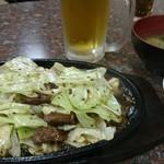 まんぷく亭 - ほろ酔いセットB 1200円